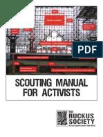Ruckus Scouting Manual