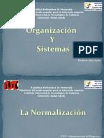 EXPOSICION Organizacion y Sistemas