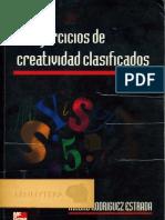 Mil Ejercicios de Creatividad Clasificados