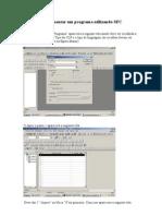 manual básico de programação utilizando SFC