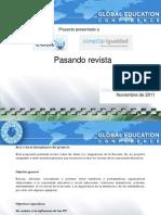 Proyectoclarenc Pasando Revista 111116115445 Phpapp01