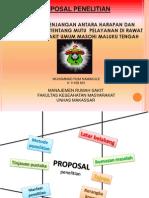 Proposal Pak Ongen