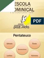 Escola Biblica Dominical - Josue - Pb Zibord