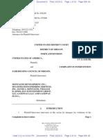 Gateway FHA Complaint