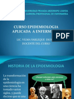 Introduccion.epidemiologia Clase 1
