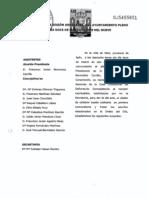 Acta Pleno de 12 de Marzo De 2009