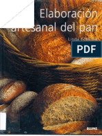 Varios Autores - Elaboración del pan artesanal - BLUME