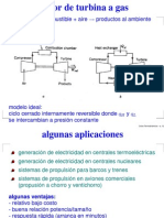Principio funcionamiento turbinas a gas - Ciclo de Brayton.pdf