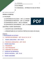01 Direito Constitucional II - Fernanda - Seg