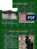 Floods and Drought - Geography