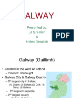 Galway Presentation September AICS