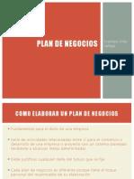 Plan de Negocios p2