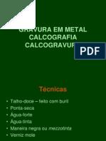 31332166 Artes e Tecnicas Artisticas Gravura Em Metal