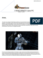 Guia Trucoteca Dead Space 3 Pc