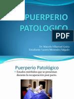 PUERPERIO PATOLOGICO 11