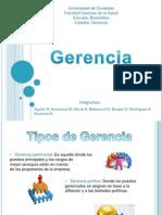 Expo 1 Gerencia