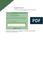 Access Data Base