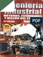 Ingenieria Industrial metodos, estandares y diseño del trabajo 11ed. - Niebel