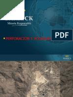 Curso - Presentacion Oficial de Perforacion y Voladura 2010