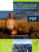 Green Visions Brochure 2009