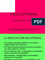 VIDA COTIDIANA Sol Martínez