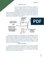 Métodos para cuantificación de proteínas