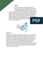 Tipos de Medidores de Flujo y Aplicaciones