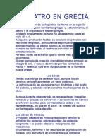 El Teatro en Grecia  Samuel