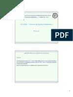 PQI 2321 - 2012 - Aula 12