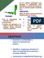 METODOLOGÍA HAZOP_Presentación