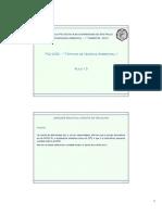 PQI 2321 - 2012 - Aula 13