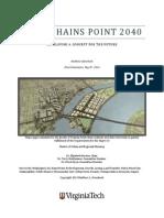 Vision Hains Point 2040