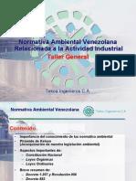 01 Normativa Ambiental Venezolana General