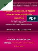 protozoários+e+helmintos