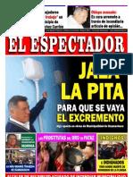 Periodico El Espectador Mayo 2013 Huamachuco Pataz Peru