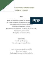 OS HINOS DE SANTO EFRÉM O SÍRIO (Recuperado).docx