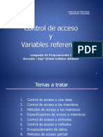 LP1 Control de Acceso