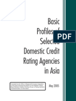 Abmi Credit Rating Agencies Profiles Asean3 May2005