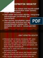 OBAT HIPNOTIK