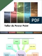 Taller Para Presentaciones en Power Point