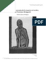 La vejez y la cercanía de la muerte en la obra de Francisco Amiguetti