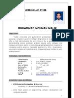 M. Nouman Malik