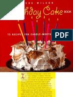 Dede Wilson -The Birthday Cake Book