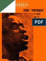 AFRICA PORTUGUESA-La Lucha Por La Independencia