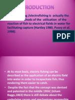 sujit-electric fishing- Presentation Fishing Technology