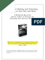 Driven Workbook
