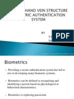 Hvs Auhentication System