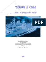 Turbinas a Gas aplicadas a la propulsión naval