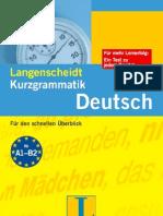 Langenscheidt Kurzgrammatik Deutsch - Für den schnellen Überblick.pdf
