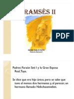 Unidad 1 Ramsés II - Pedro Pablo Pinto